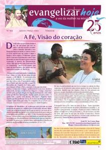 EVANGELIZAR HOJE - A voz da mulher na missão - Outubro/Dezembro 2017