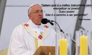 ORAÇÃO-ESMOLA-JEJUM CAMINHO QUARESMAL 2018-PAPA FRANCISCO
