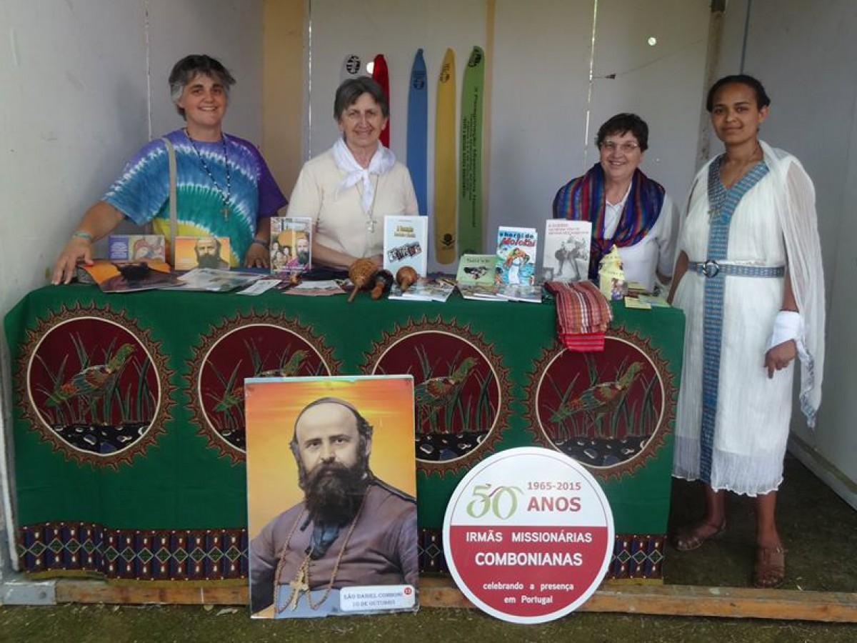 Irmãs Missionárias Combonianas