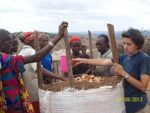 Projeto ADU 2017 - Irmãs Missionárias Combonianas